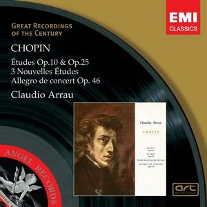Chopin: Études Op.10 and Op.25