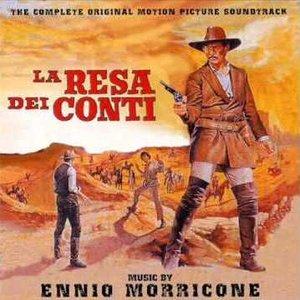 La resa dei conti - The Big Gundown (Bande originale du film de Sergio Sollima (1966))