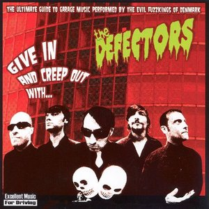 Give In And Creep Out With...