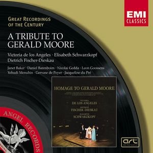 Homage to Gerald Moore & Tribute to Gerald Moore