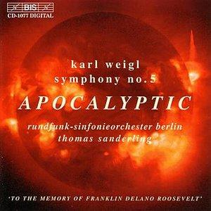 WEIGL: Symphony No. 5 / Phantastisches Intermezzo