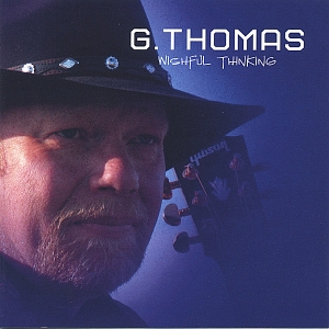G.Thomas - Jesus in a leather jacket