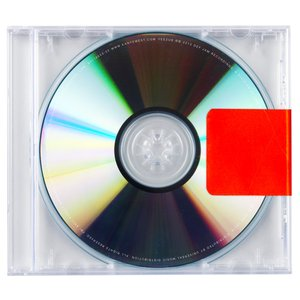 Image for 'Yeezus'