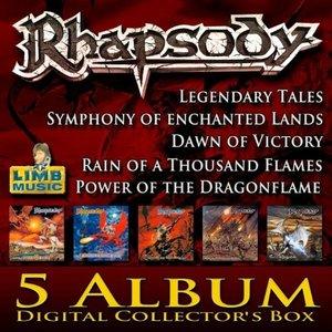 Rhapsody Digital Collector's Box
