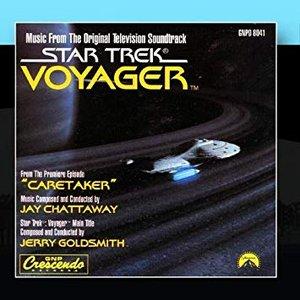 Star Trek: Voyager (From the Premiere Episode Caretaker)