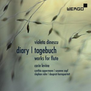 Dinescu: Diary. Works for Flute