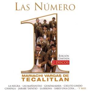 Las Numero 1 Del Mariachi Vargas De Tecalitlan