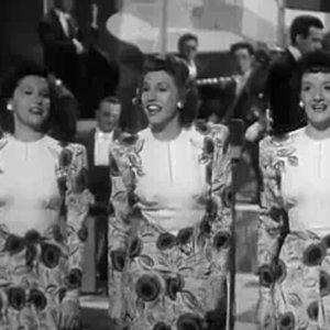Avatar for The Andrews Sisters, Danny Kaye