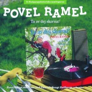 Ta av dej skorna! Povel Ramel med Gals and Pals och Bengt Hallbergs orkester