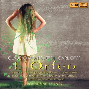 Monteverdi & Orff: L'Orfeo (Orpheus)