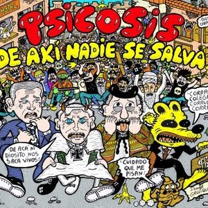 Image for 'de aki nadie se salva'