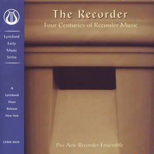 Recorder: The Four Centuries of Recorder Music
