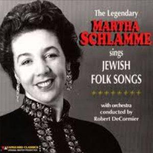 Sings Jewish Folk Songs
