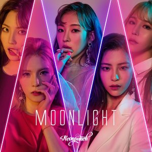 NeonPunch 1st Debut Album 'MOONLIGHT'