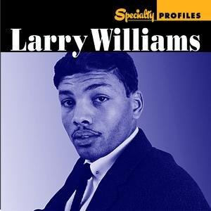 Specialty Profiles: Larry Williams