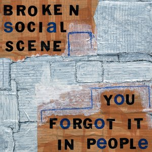 Image for 'You Forgot It In People'
