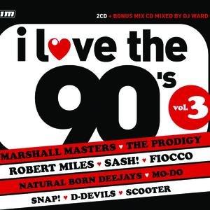 I Love The 90's Vol.3 - digital