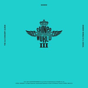 SHINee THE 3rd CONCERT ALBUM <SHINee WORLD Ⅲ in SEOUL>
