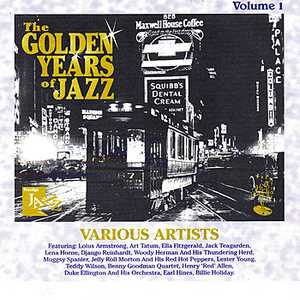 The Golden Years Of Jazz Volume 1