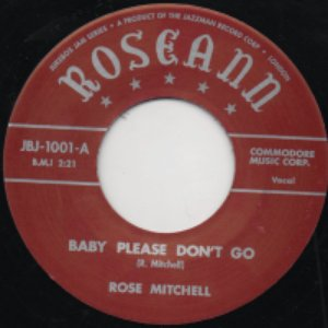 Avatar for Rose Mitchell