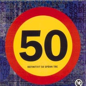 Bild för 'Definitivt 50 Spänn Tre'