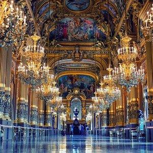 Paris Atmosphere