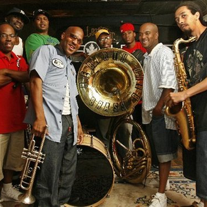 The Rebirth Brass Band