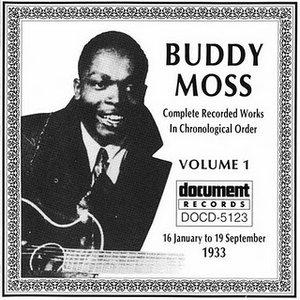 Buddy Moss Vol. 1 1933