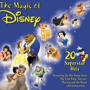 The Magic of Disney - 20 Superstar Hits (English Version)