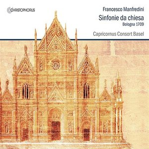 Manfredini: Sinfonie da chiesa