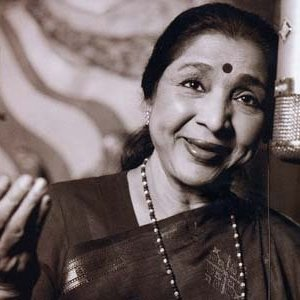 Image for 'Asha Bhosle'