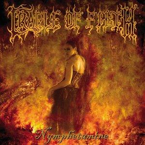 Cover Cradle of Filth - Nymphetamine