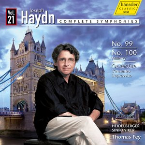 Haydn: Complete Symphonies, Vol. 21