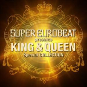 SUPER EUROBEAT Presents KING & QUEEN SPECIAL COLLECTION