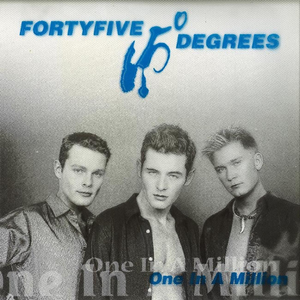 Fortyfive Degrees - No one in this world