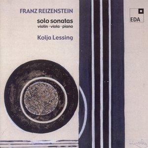Reizenstein, F.: Piano Sonata No. 1 / Viola Sonata, Op. 45 / Violin Sonata, 46