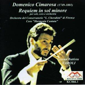 Domenico Cimarosa : Requiem in Sol Minore per soli, coro e orchestra