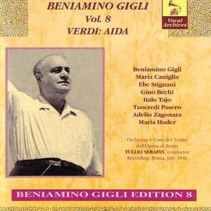 Aida - Vocal Archives Volume 8