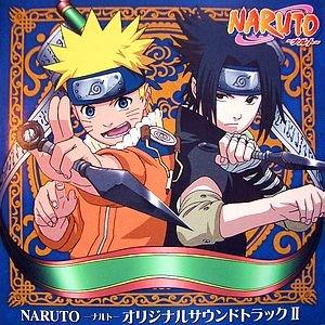 NARUTO-ナルト-オリジナルサウンドトラック II
