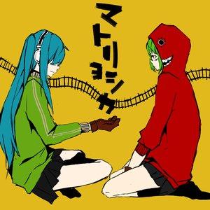 Avatar di Hatsune Miku & Gumi