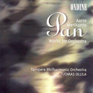 Merikanto, A.: Orchestral Music (Lansio)