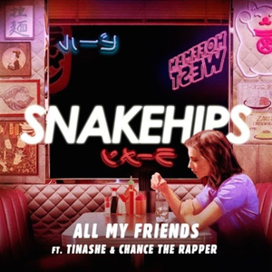 Snakehips - All My Friends - Wave Racer Remix