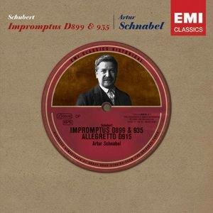 Schubert: Impromptus D899 & 935