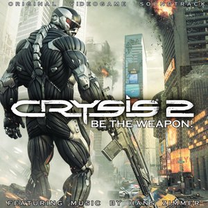 Crysis 2: Be The Weapon!