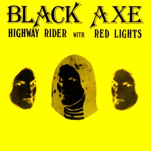 Highway Rider with Red Lights