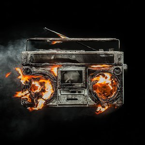 Green Day Boombox And Cassette Box Set