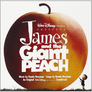 Poster for James And The Giant Peach by Randy Newman