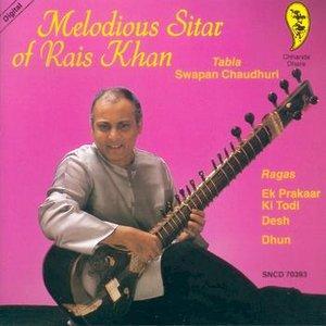 Melodious Sitar of Rais Khan
