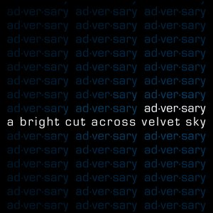 A Bright Cut Across Velvet Sky