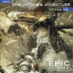 Epic Action & Adventure Vol. 8 - ES021